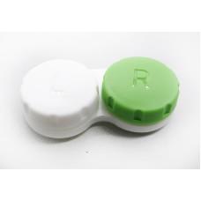 Контейнер для контактных линз P-O_green