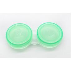 Контейнер для контактных линз P-O_prozr-green