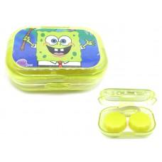 Набор для контактных линз малый Губка Боб