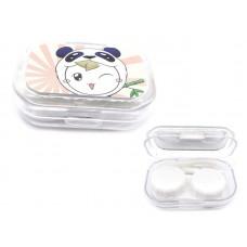 Набор для контактных линз малый Панда