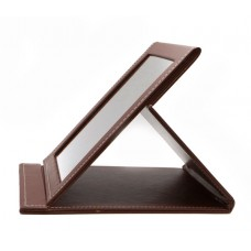 Зеркало для салона оптики коричневое