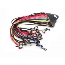 Шнурки для очков резинка цветные