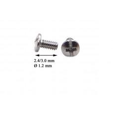1005_2,4 Винт серебро для крепления
