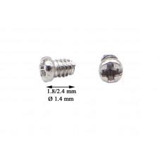 1011_2,4 Винт серебро для крепления